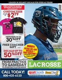 2017 Lacrosse Catalog
