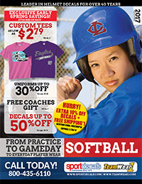 2017 Softball Catalog
